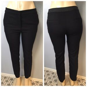 Zara Black Women's Pants Size Medium